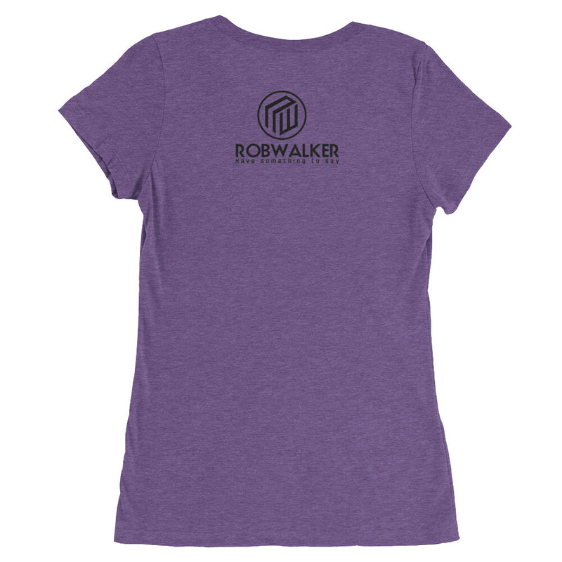Reclaim Individuality ladies' short sleeve t-shirt