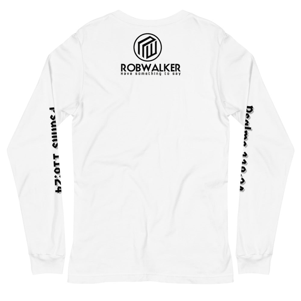 Rejoice Long sleeve t-shirt
