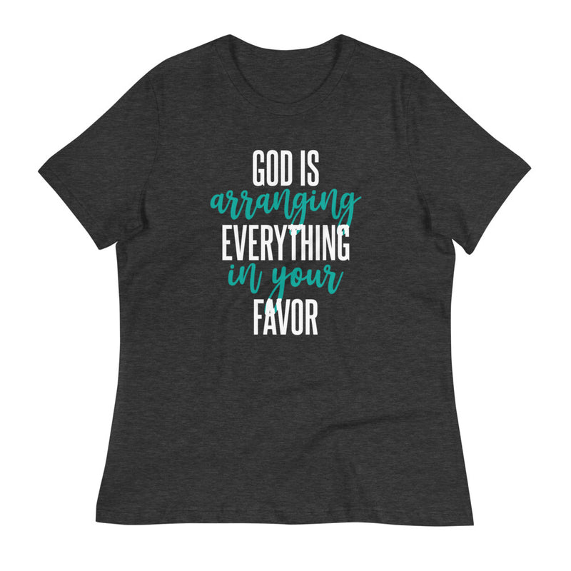 Favor Women's Relaxed T-Shirt