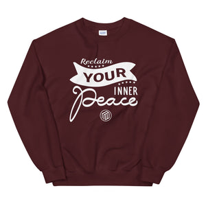 Reclaim Your Inner Peace Sweatshirt