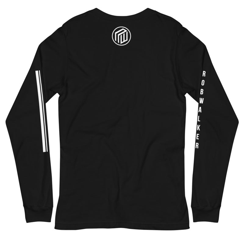 Branded with  Arm Logo Unisex Long Sleeve Tee