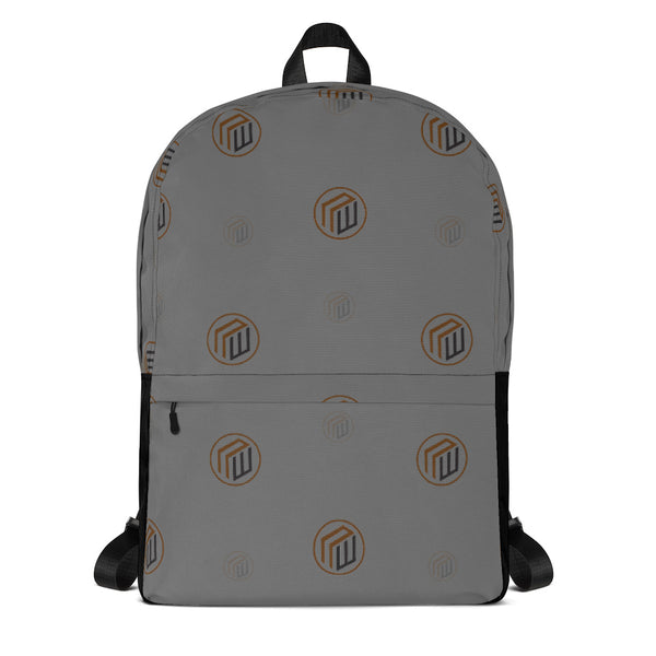 Branded Backpack Unisex