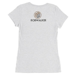 The Branded Ladies' short sleeve t-shirt