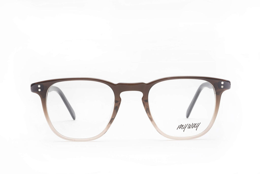 Myway Non-prescription Glass Frame Clear Lens Eyeglasses 2019 Fashion