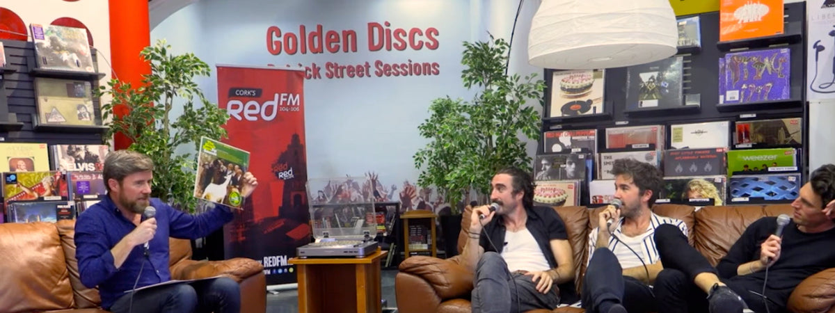 Red Talks with... The Coronas