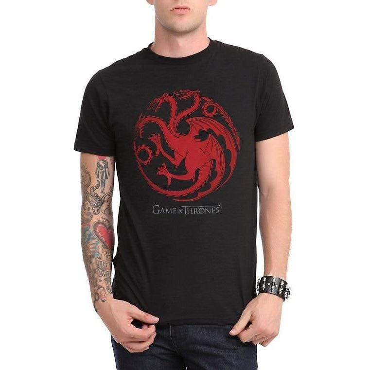 Game Of Thrones - Targaryen Viserion [T-Shirts]