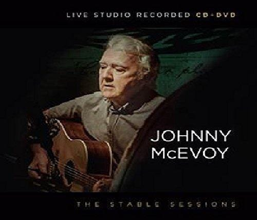 Johnny McEvoy: Stable Sessions  [CD]