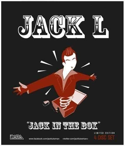 Jack in the Box Jack Lukeman [CD]
