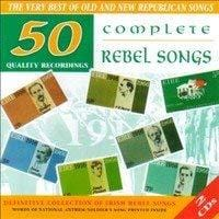 50 COMPLETE REBEL SONGS [CD]