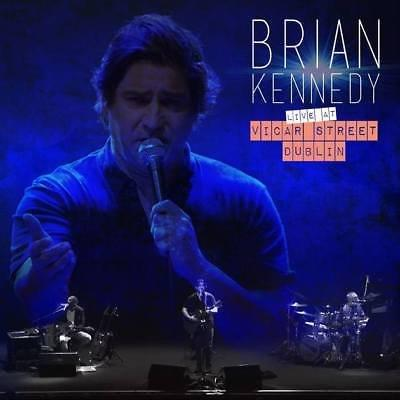 Brian Kennedy: Live At Vicar Street [CD]
