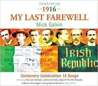 Mick Galvin: My Last Farewell [CD]