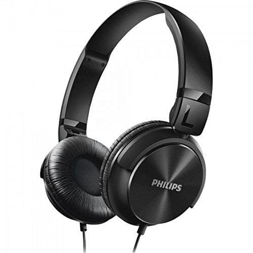 PHILIPS DJ MONITOR STYLE HEADPHONES - BLACK [Accessories]