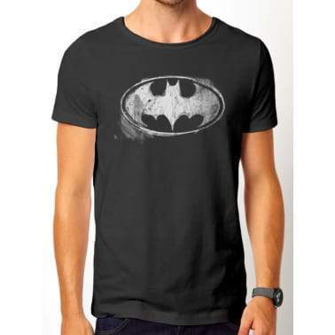 Batman Mono Logo Distressed [T-Shirts]