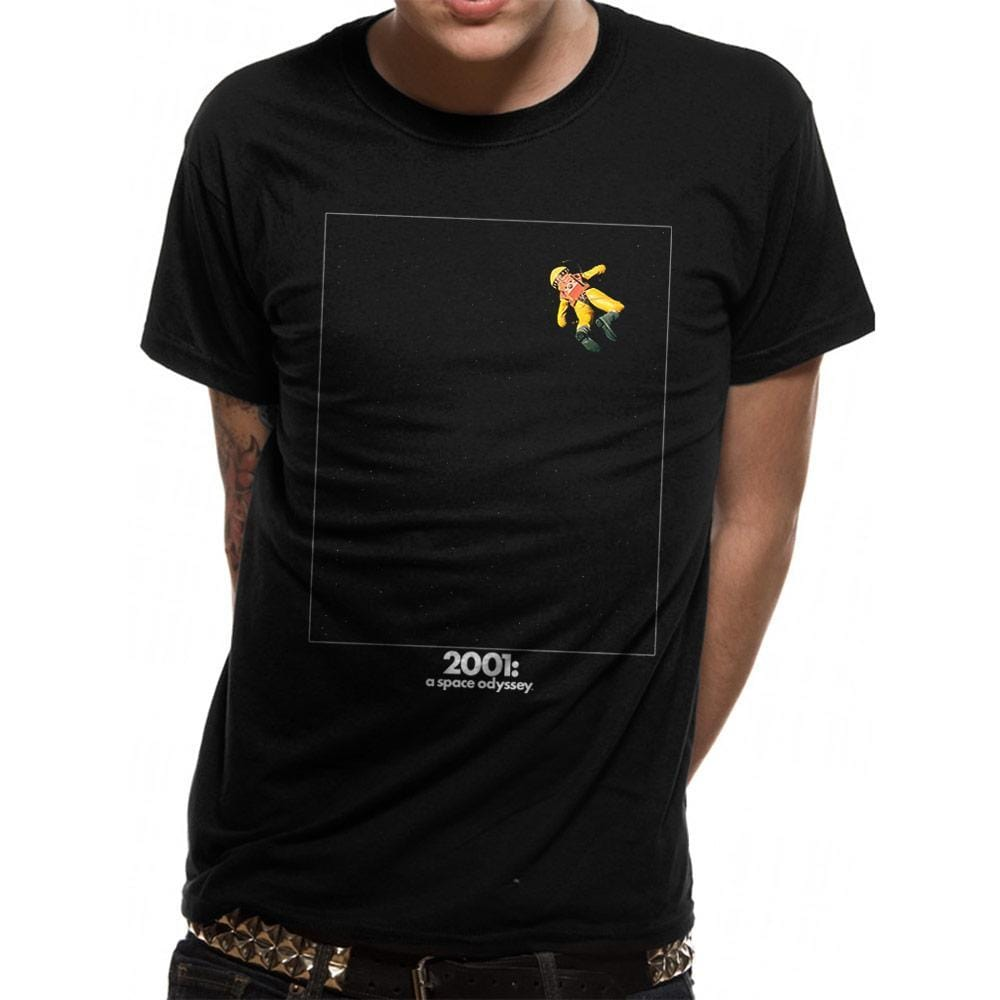 2001 Space Odyssey - Floating In Space [T-Shirts]