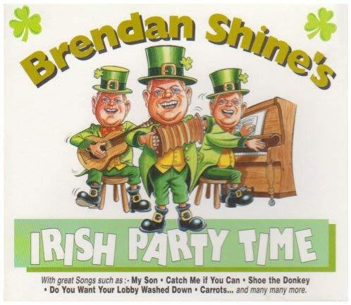 Irish Partytime: Brendan Shine [CD]