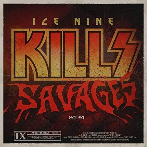 SAVAGES - ICE NINE KILLS (RSD 2020) [Vinyl]