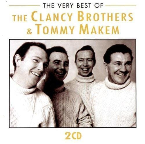 The Very Best: The Clancy Brothers & Tommy Mahem [CD]