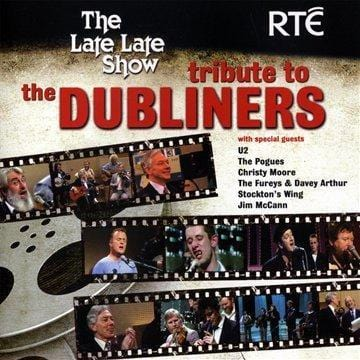 The Late Late Show: A Tribute To The Dubliners [CD]