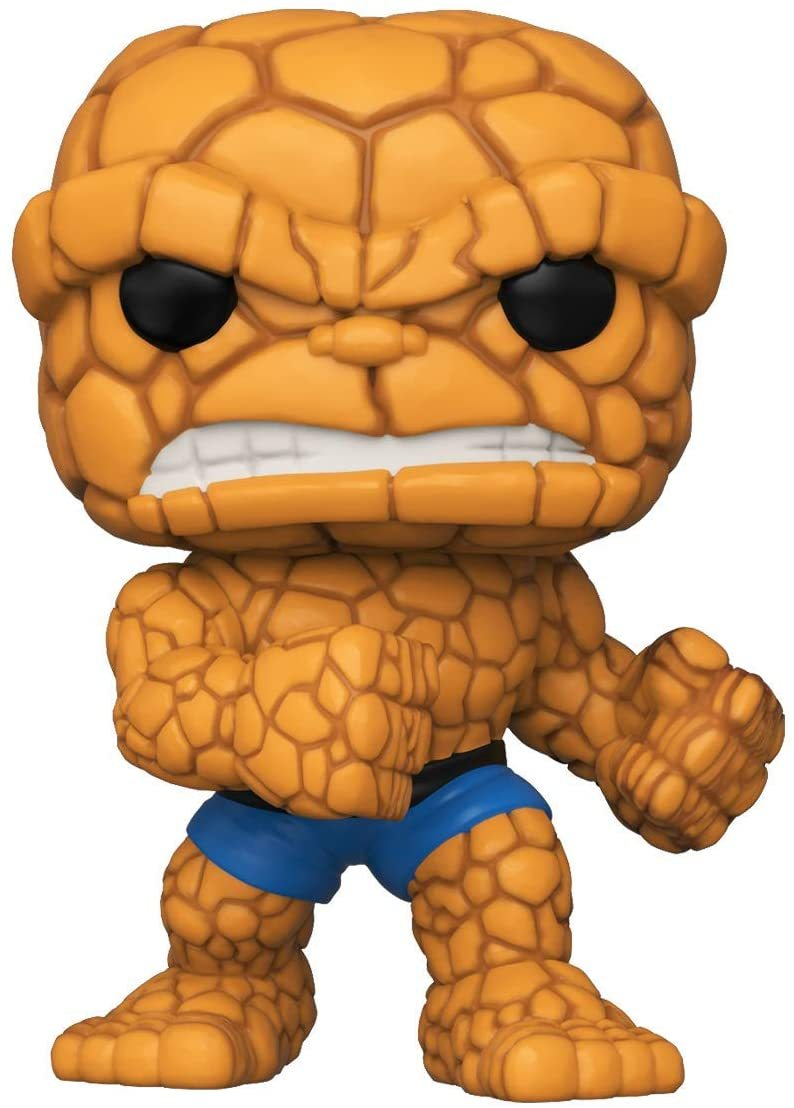 Funko POP! Marvel: Fantastic Four - The Thing [Toys]