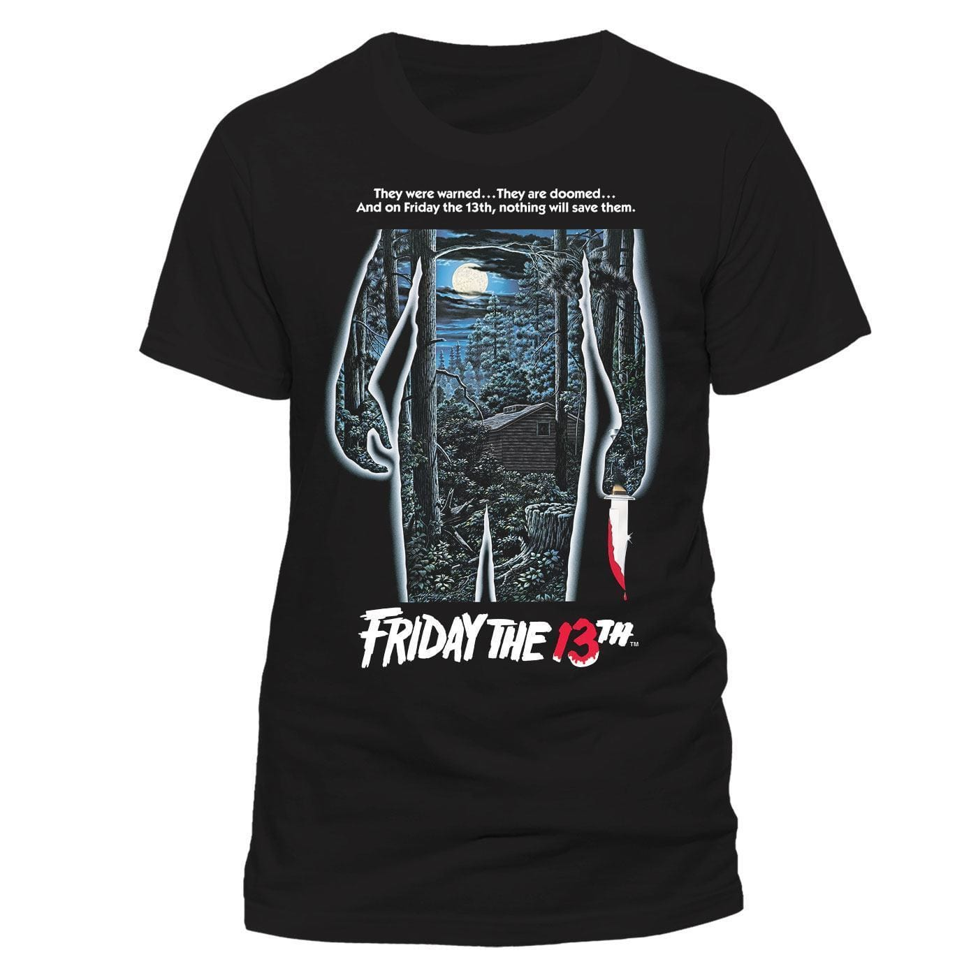 Friday The 13th Movie Sheet [T-Shirts]