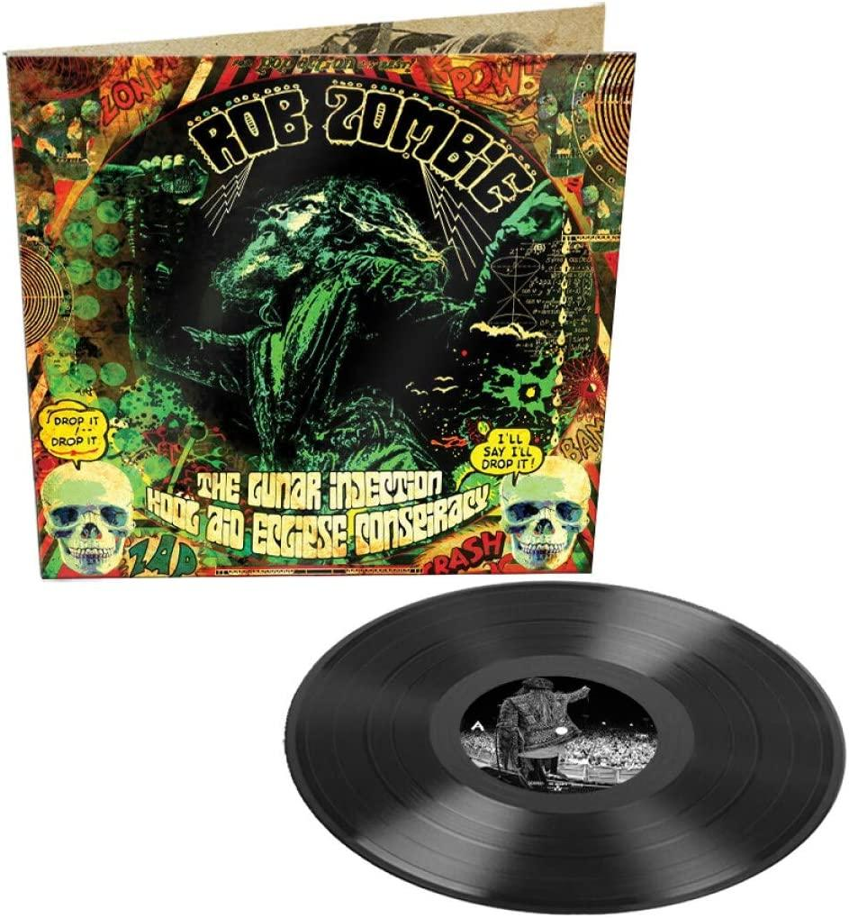 The Lunar Injection Kool Aid Eclipse Conspiracy:   - Rob Zombie [VINYL]