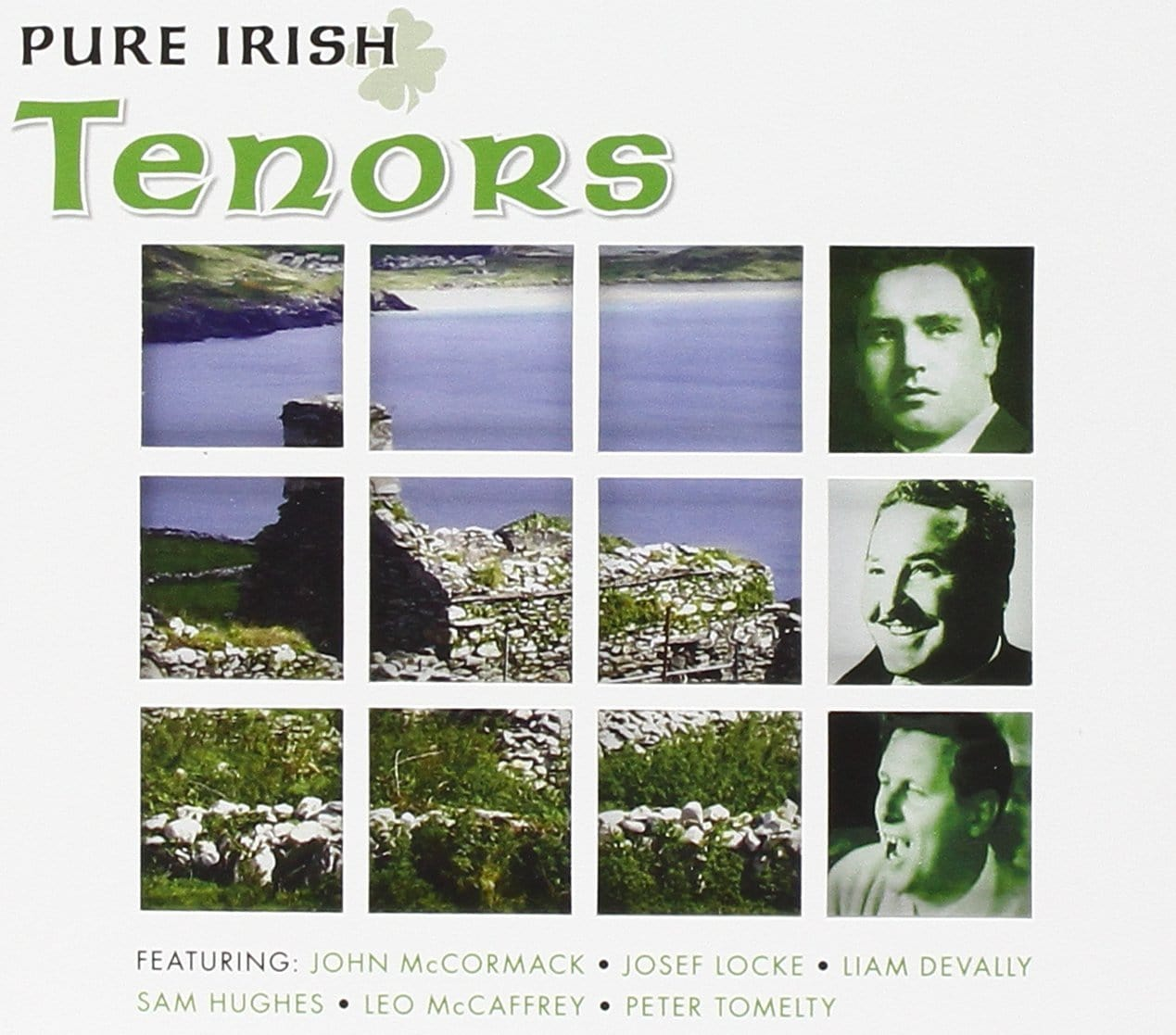 Pure Irish Tenors [CD]