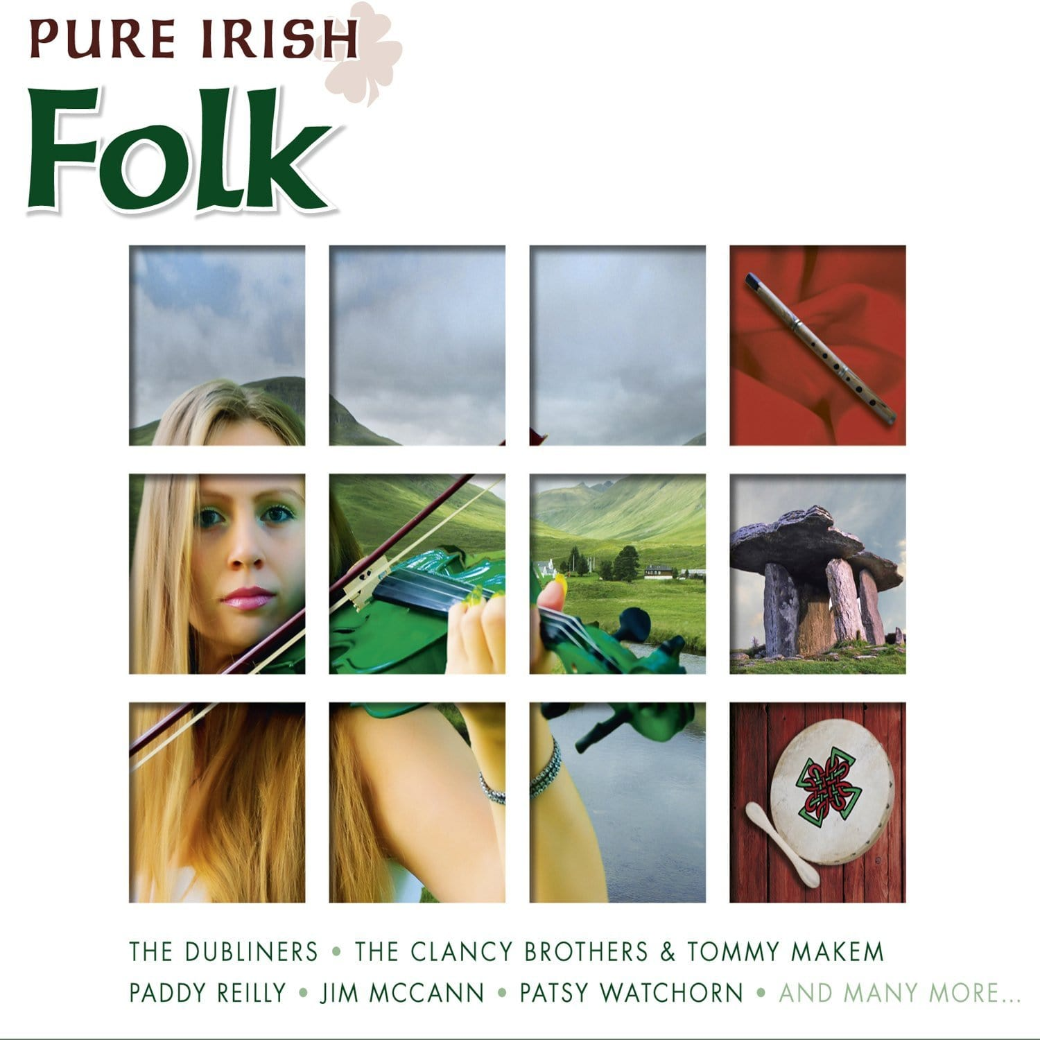 Pure Irish Folk: Various Artists [CD]