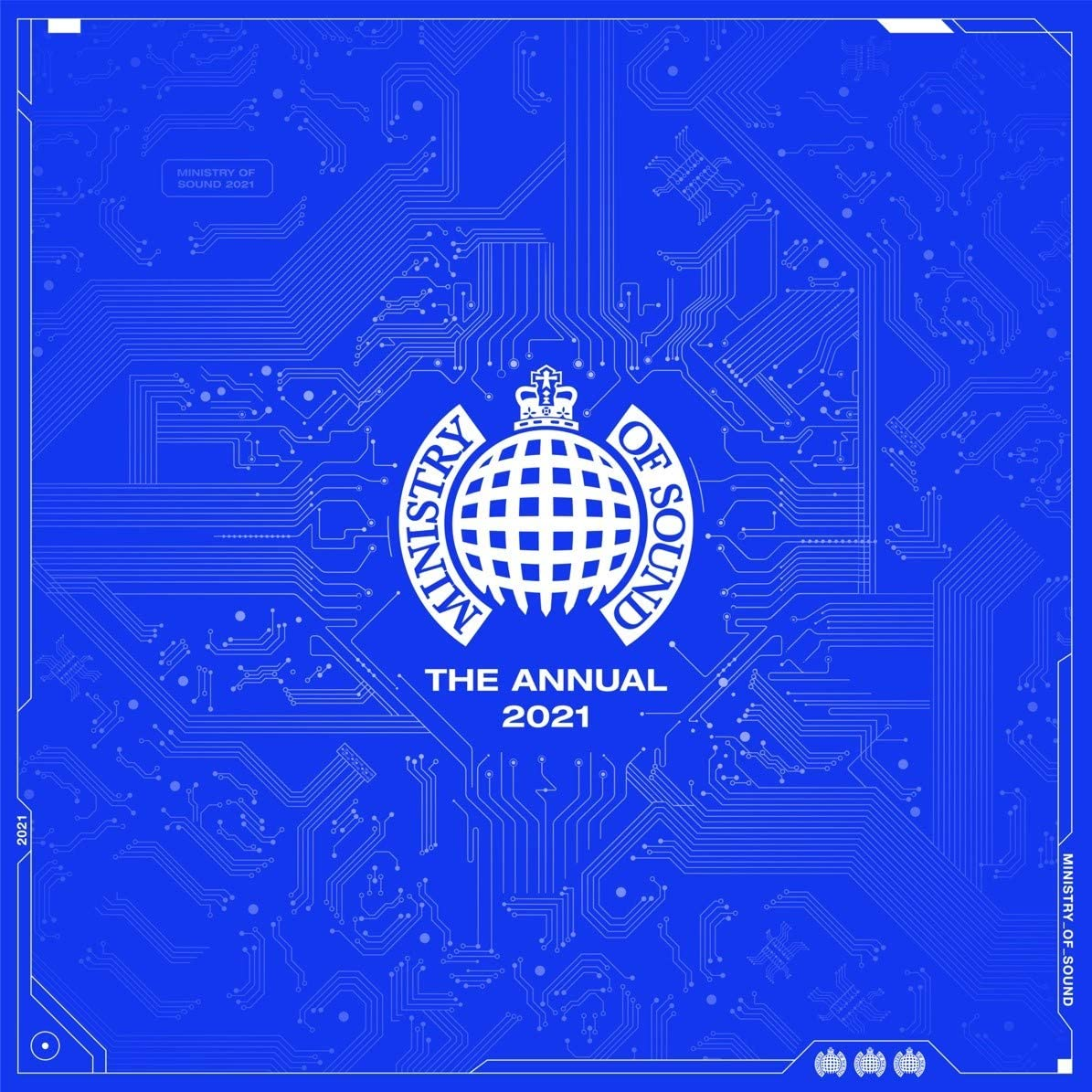 The Annual 2021 - Various Artists [CD]