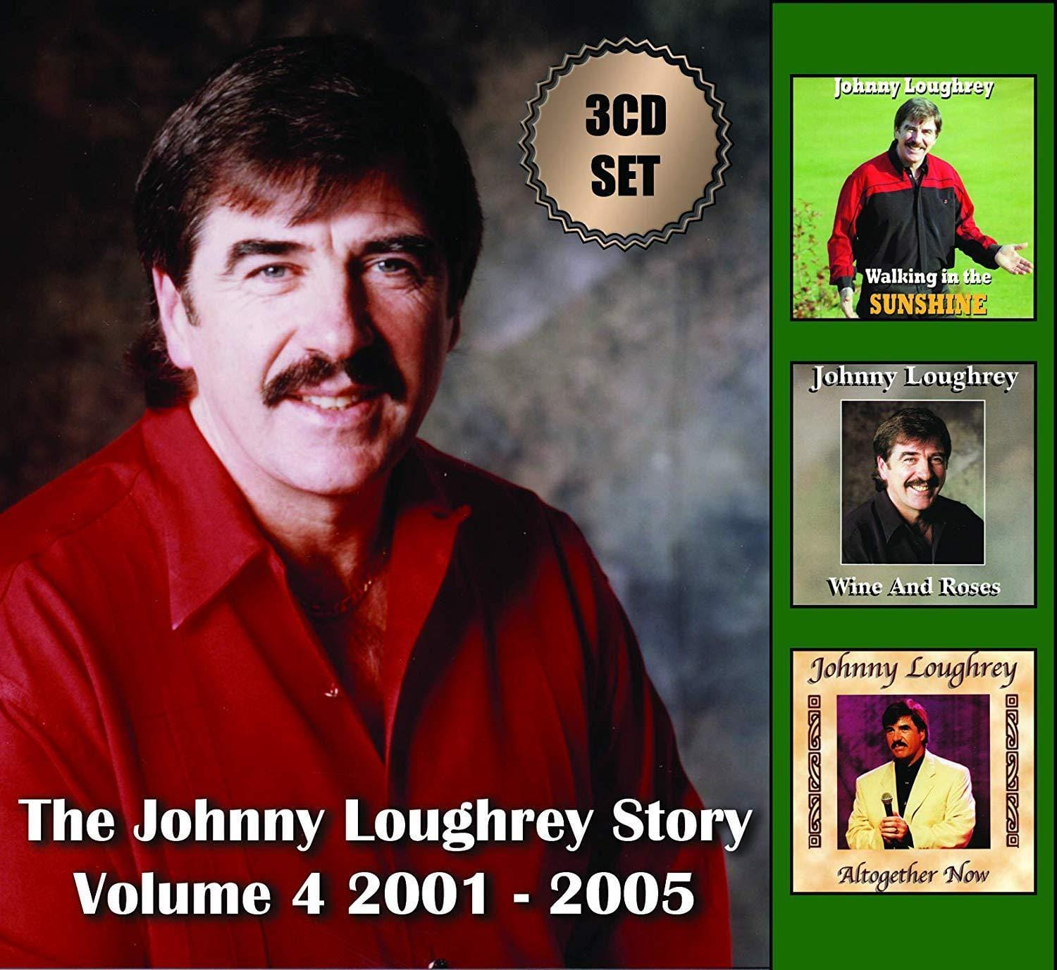 JOHNNY LOUGHREY 2001 - 2005 [CD]