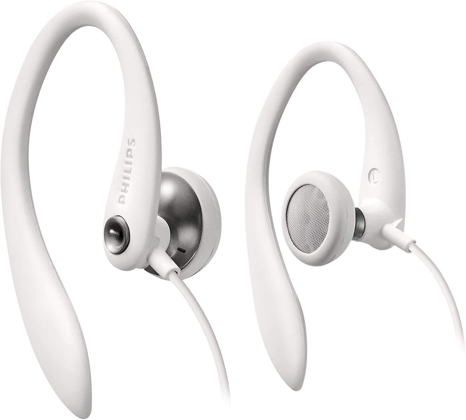 Philips sports headphones SHS3300WT/10 in-ear sports headphones - White [Accessories]