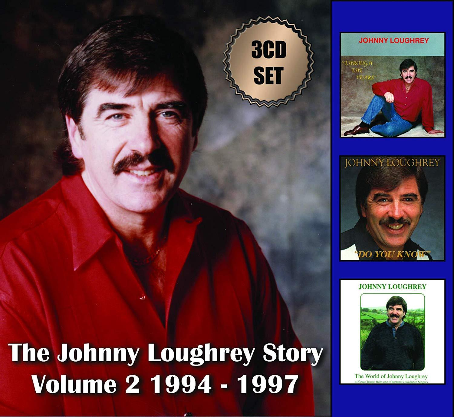 JOHNNY LOUGHREY 1994 - 1997 [CD]