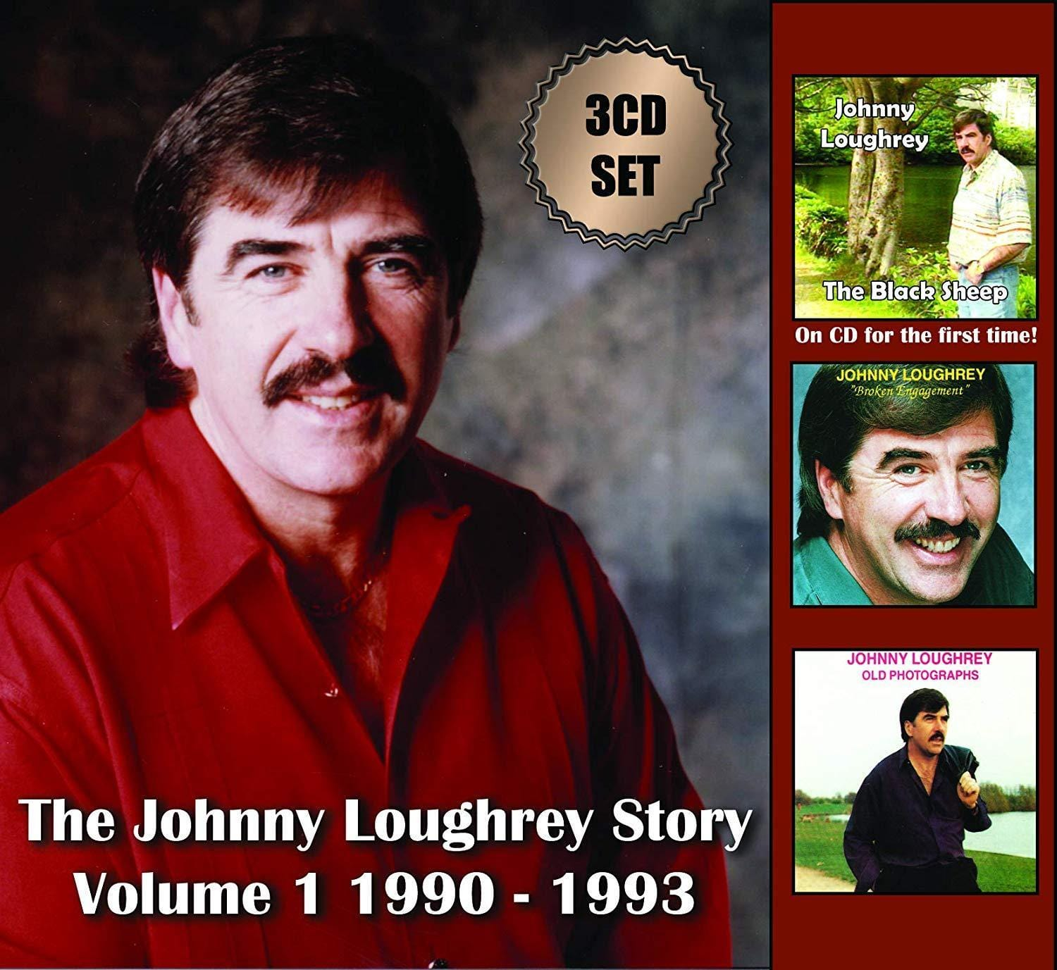 JOHNNY LOUGHREY  1990-1993 [CD]