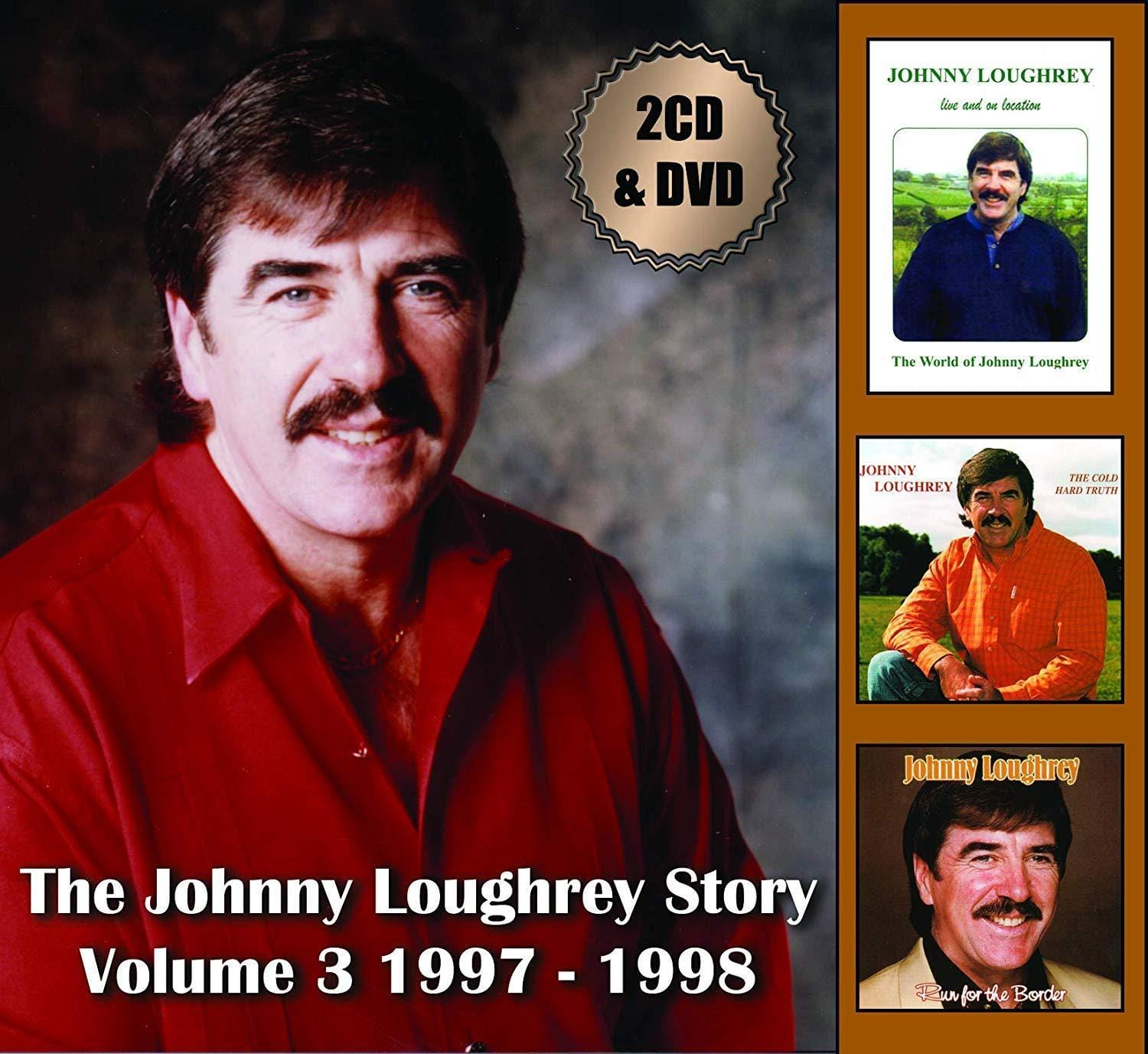 JOHNNY LOUGHREY 1997-1998 [CD]