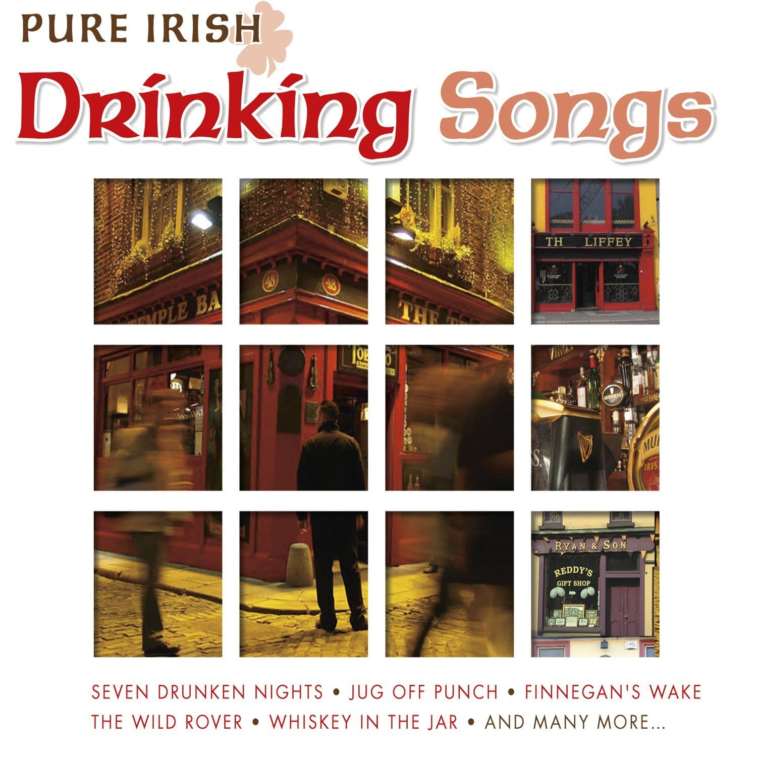 Pure Irish Drinking Songs: Various Artists [CD]