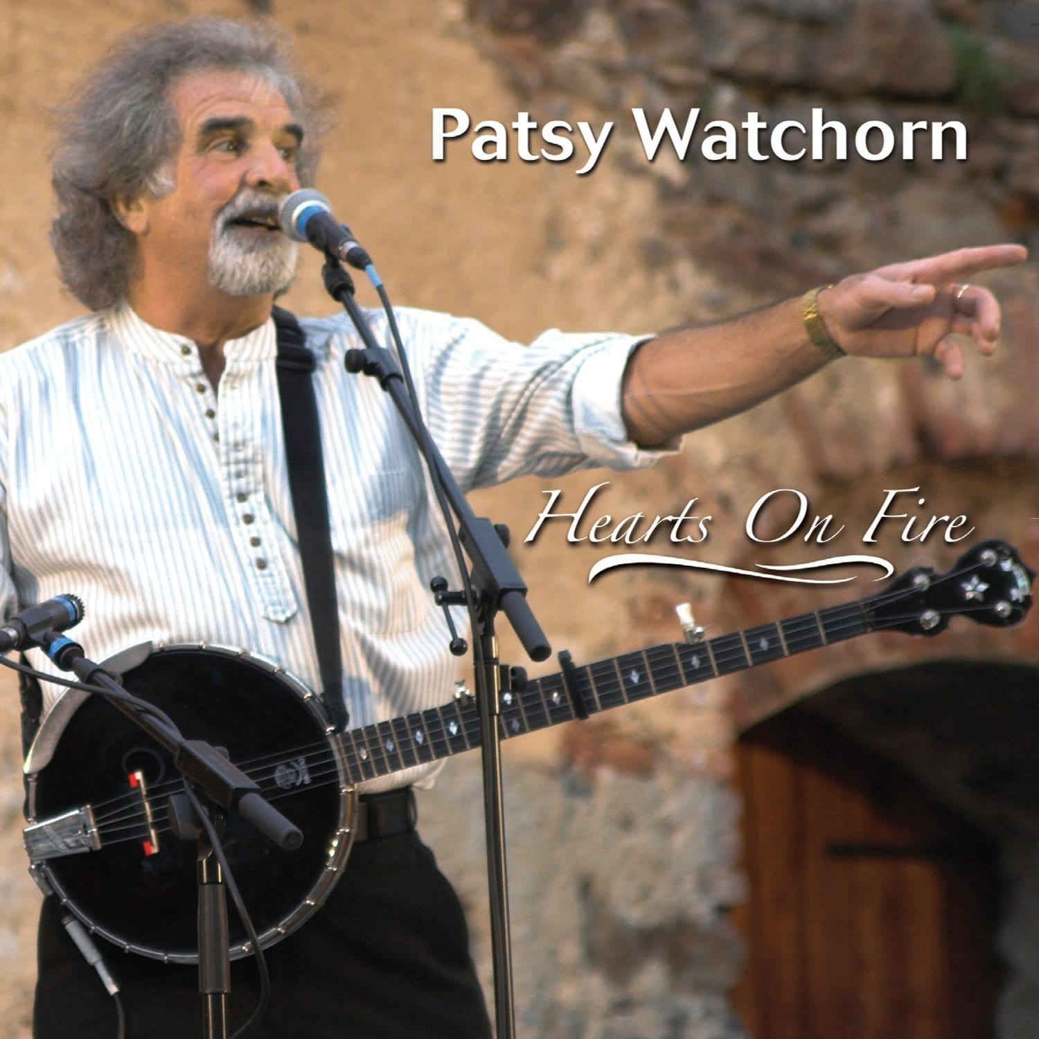 Hearts On Fire: Patsy Watchorn [CD]