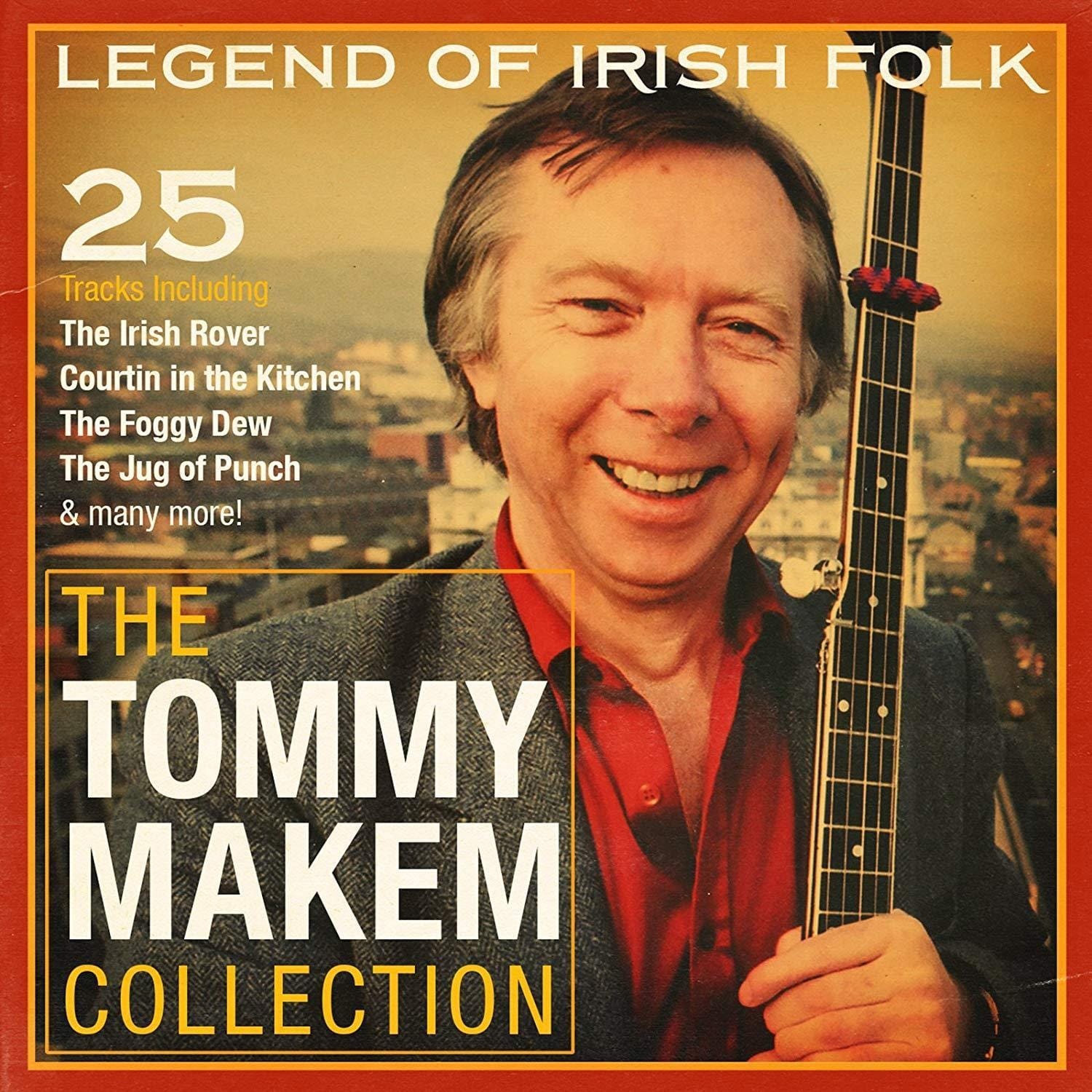 The Tommy Makem Collection [CD]