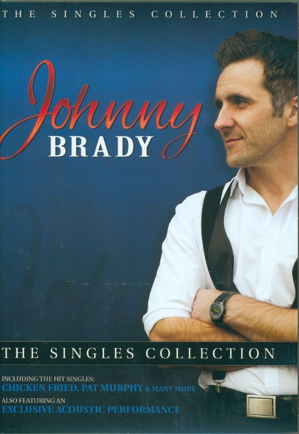 Singles Collection: Johnny Brady [CD]