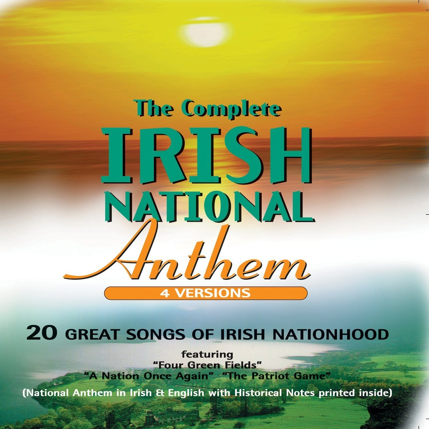 The Complete Irish National Anthem: Various [CD]