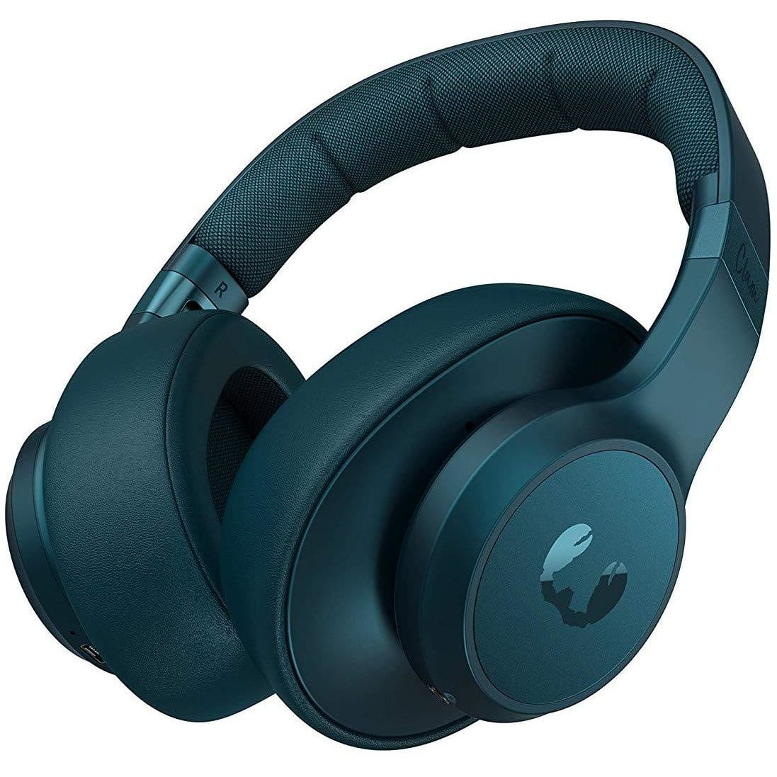 Fresh 'n' Rebel Headphones CLAM Petrol Blue | On-Ear Bluetooth Headphones[Accessories]