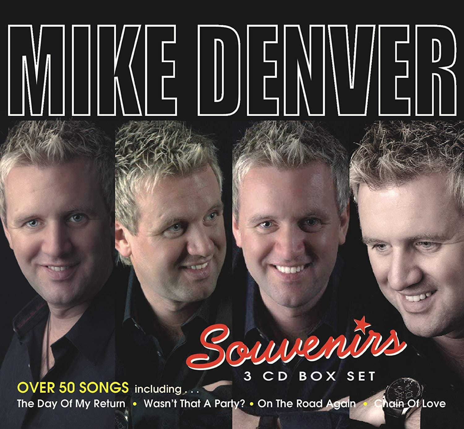 Souvenirs Mike Denver [CD]