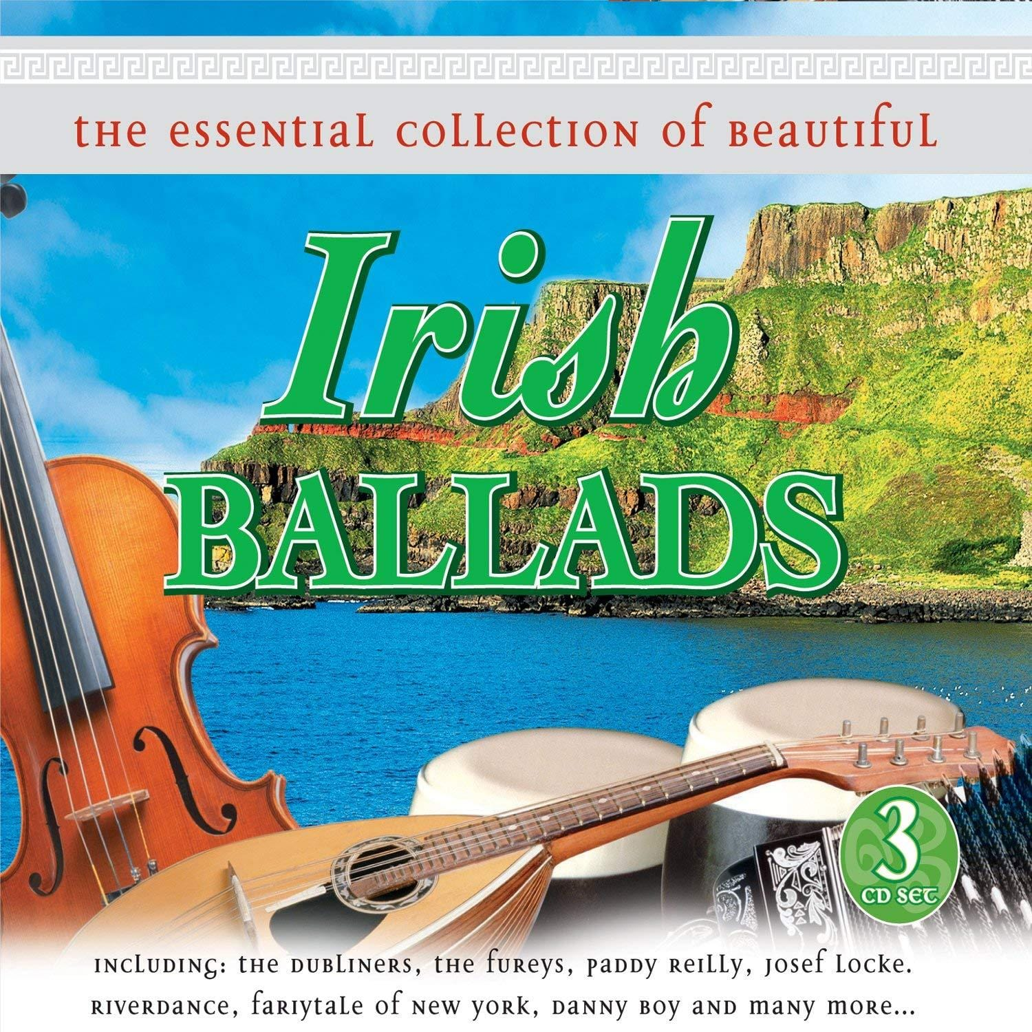 The Essential Collection Of Beautiful Irish Ballads [CD]