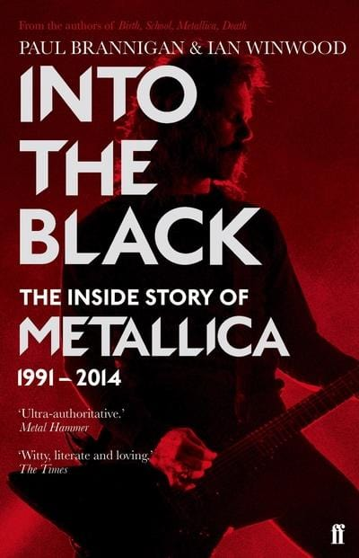 Into the black - Paul Brannigan [BOOK]