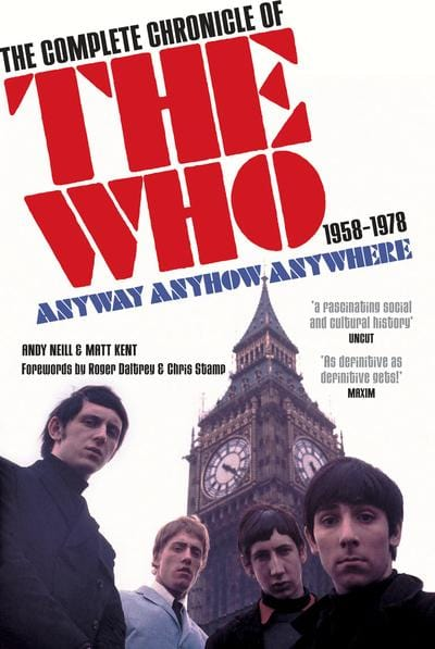 Anyway, anyhow, anywhere - Andrew Neill [BOOK]