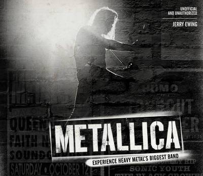 Metallica - Jerry Ewing [BOOK]