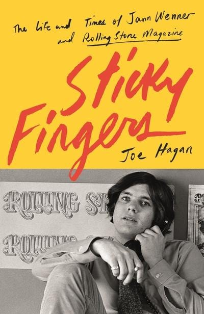 Sticky fingers - Joe Hagan [BOOK]