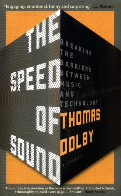 The speed of sound - Thomas Dolby [BOOK]