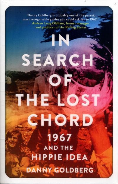 In search of the lost chord - Danny Goldberg [BOOK]
