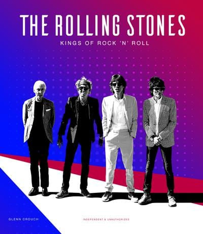 The Rolling Stones - Glenn Crouch [BOOK]