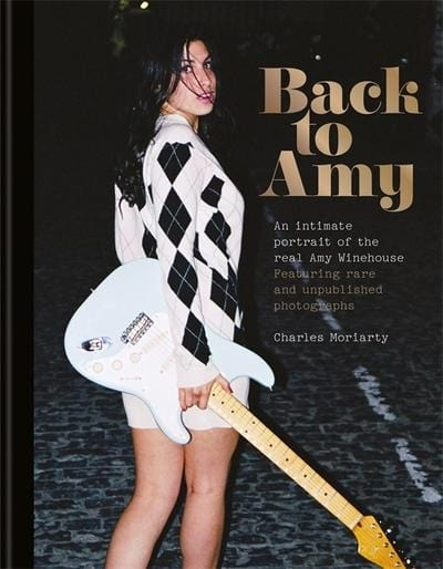 Back to Amy - Charles Moriarty [BOOK]