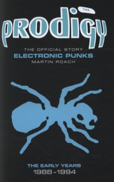 The Prodigy - Martin Roach [BOOK]